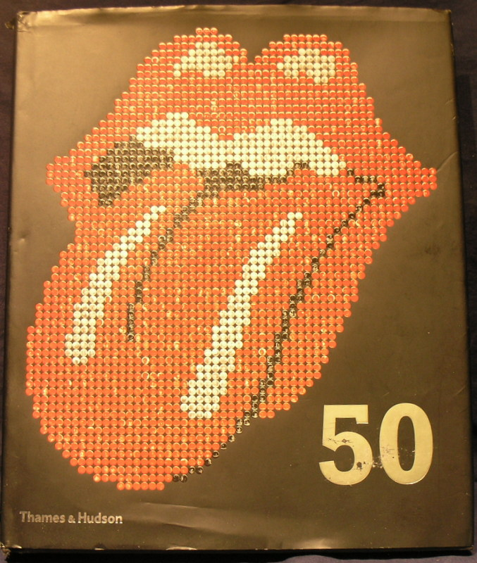 Image for The Rolling Stones - 50. by Mick Jagger, Keith Richards, Charlie Watts & Ronnie Wood