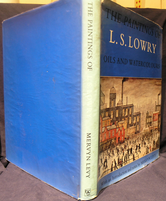 Image for The paintings of  L.S.Lowry- Oils and Watercolours