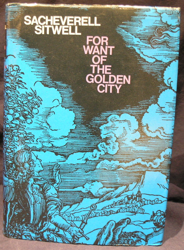 Image for For Want of the Golden City