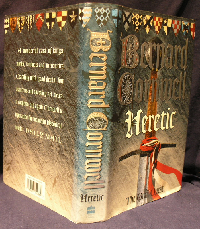 Image for Heretic ; The Grail Quest