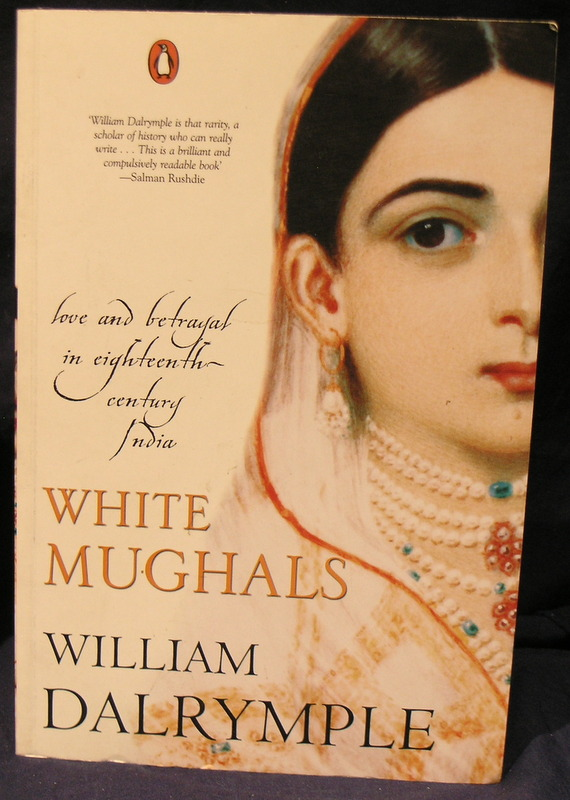 Image for White Mughals