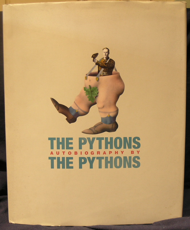 Image for The Pythons, Autobbiography