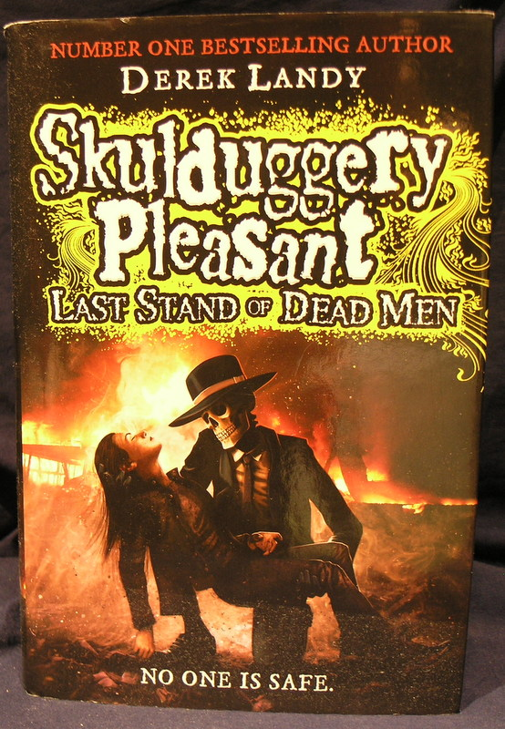 Image for Skulduggery Pleasant, Last Stand of Dead Men
