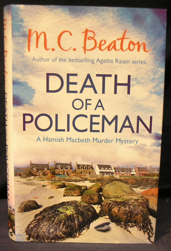 Image for Death of a Policeman; A Hamish Macbeth murder mystery