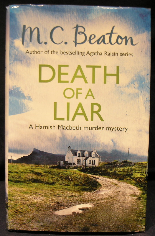 Image for Death of a Liar: A Hamish Macbeth Murder Mystery