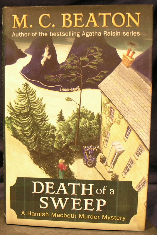 Image for Death of a Sweep; Hamish Macbeth Murder Mystery