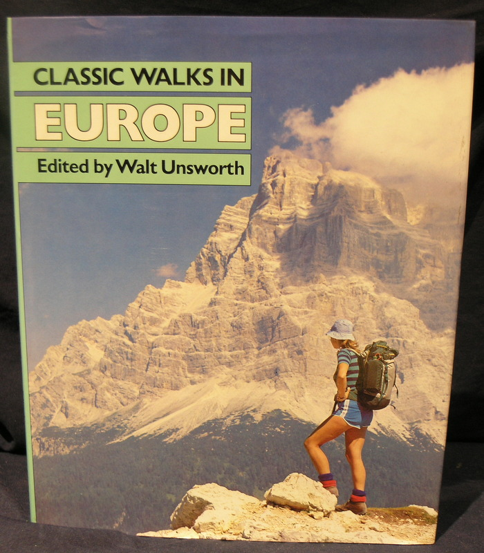 Image for Classic Walks in Europe