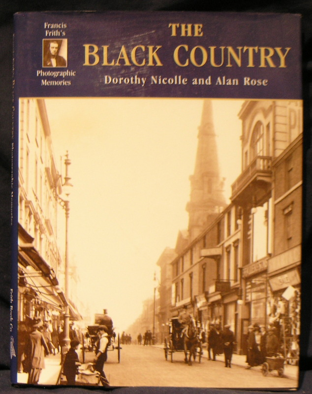 Image for Francis Frith's the Black Country (Photographic Memories)