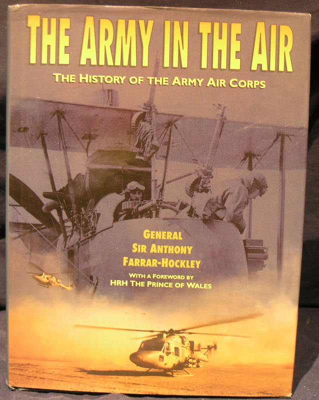 Image for The Army in the Air: The History of the Army Air Corps.