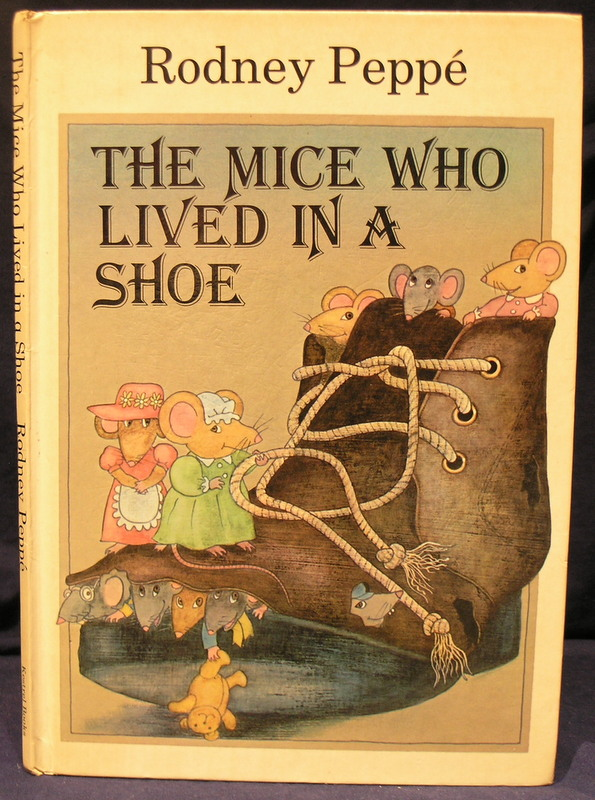 Image for Mice Who Lived In A Shoe
