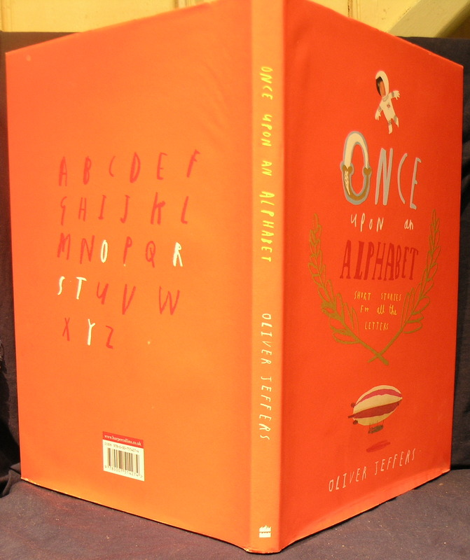 Image for Once Upon an Alphabet; short stories for all the letters