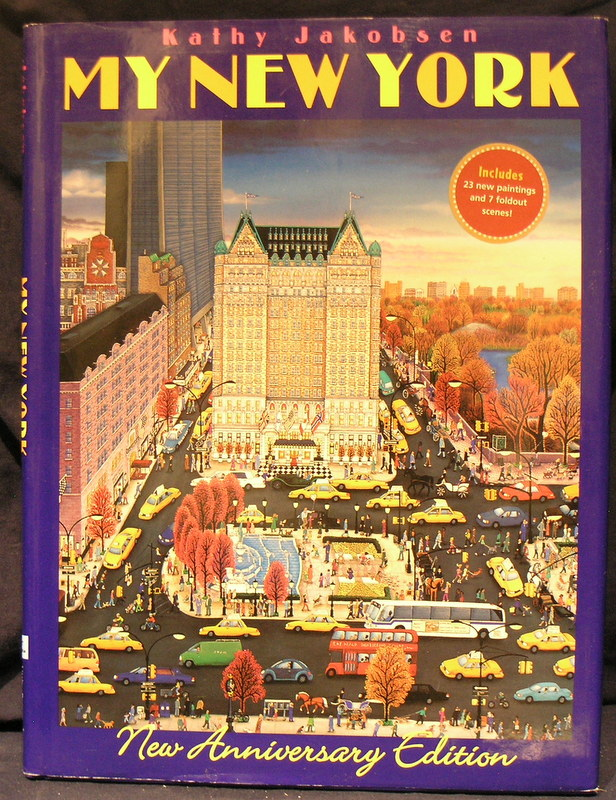 Image for MY New York : New Anniversary Edition