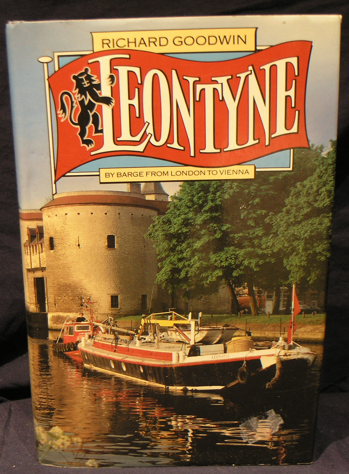 Image for Leontyne - By Barge from London to Vienna
