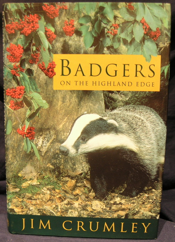 Image for Badgers on the Highland Edge