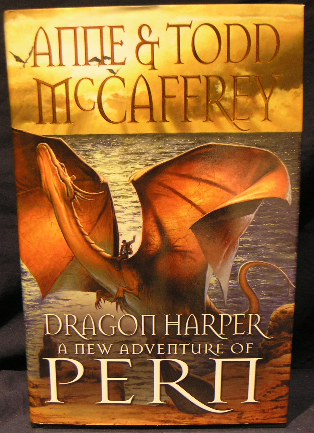 Image for Dragon Harper