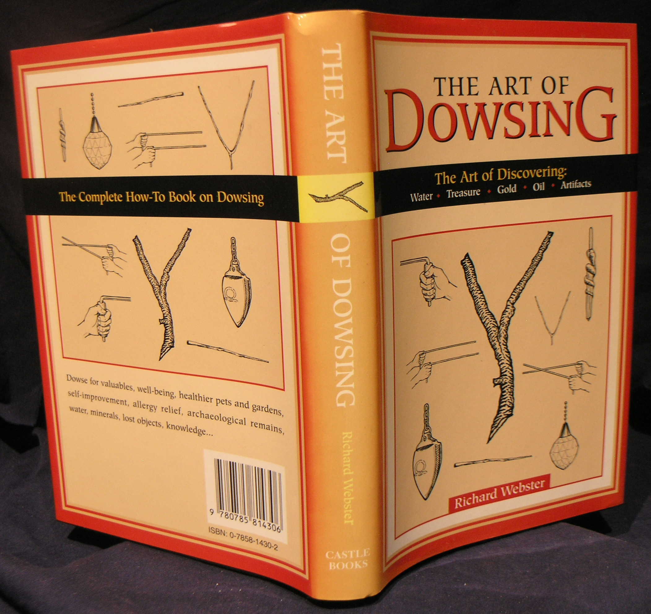 Image for The Art of Dowsing: The Art Of Discovering.