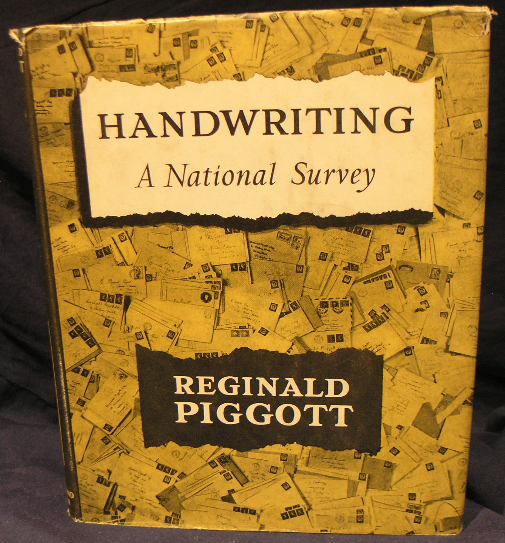 Image for Handwriting; A national Survey