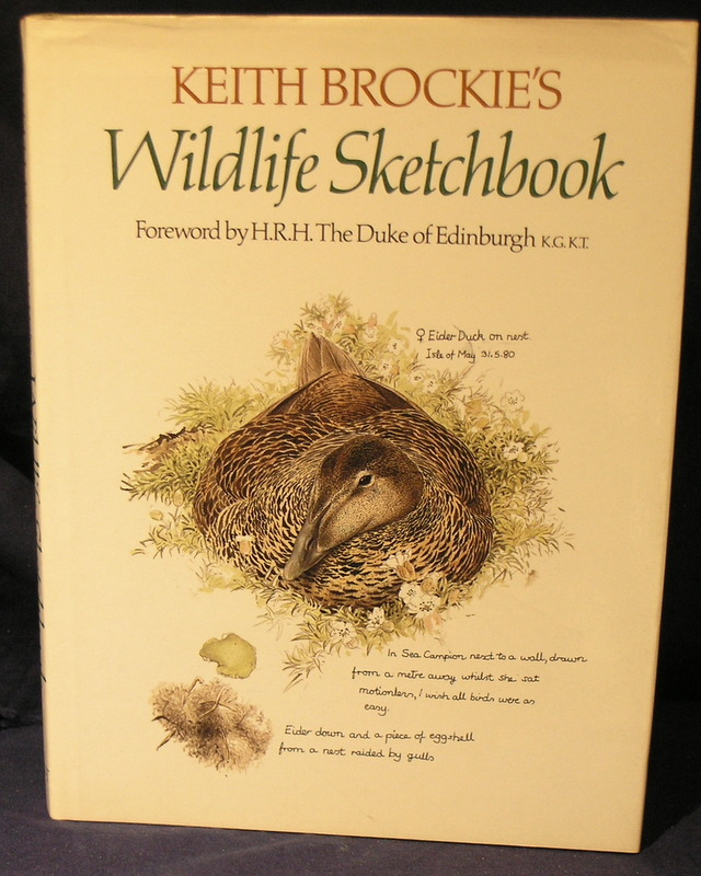 Image for Keith Brockie's Wildlife Sketchbook