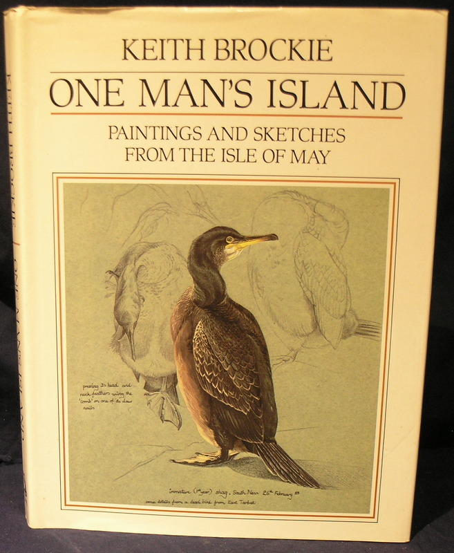 Image for One Man's Island: Paintings and Sketches from the Isle of May