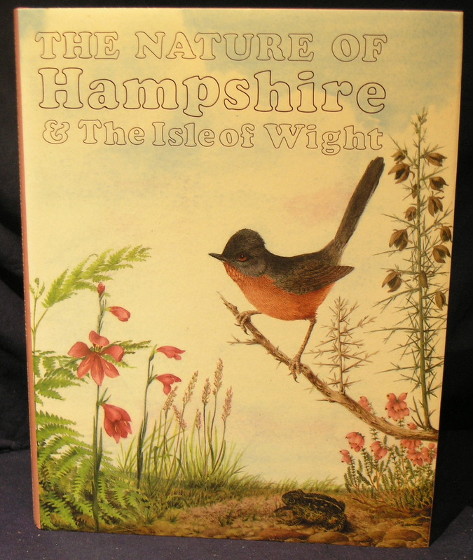Image for The Nature of Hampshire & The Isle of Wight