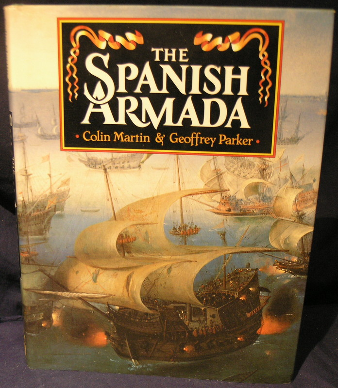 Image for The Spanish Armada