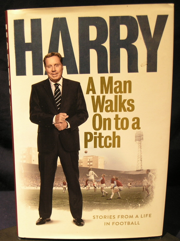 Image for Harry-A Man Walks On to a Pitch: Stories from a Life in Football