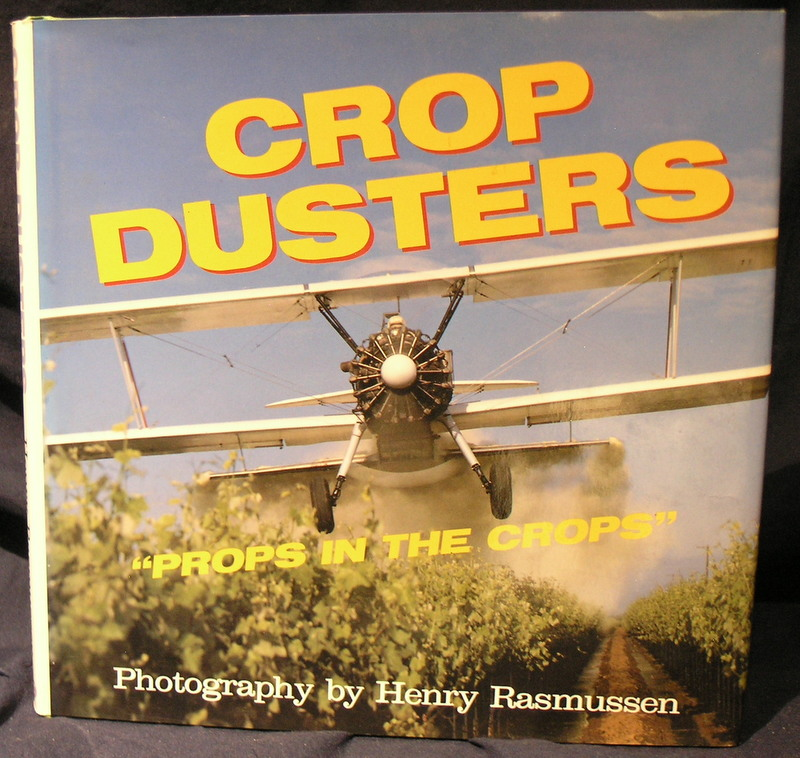 Image for Crop Dusters: Props in the Crops
