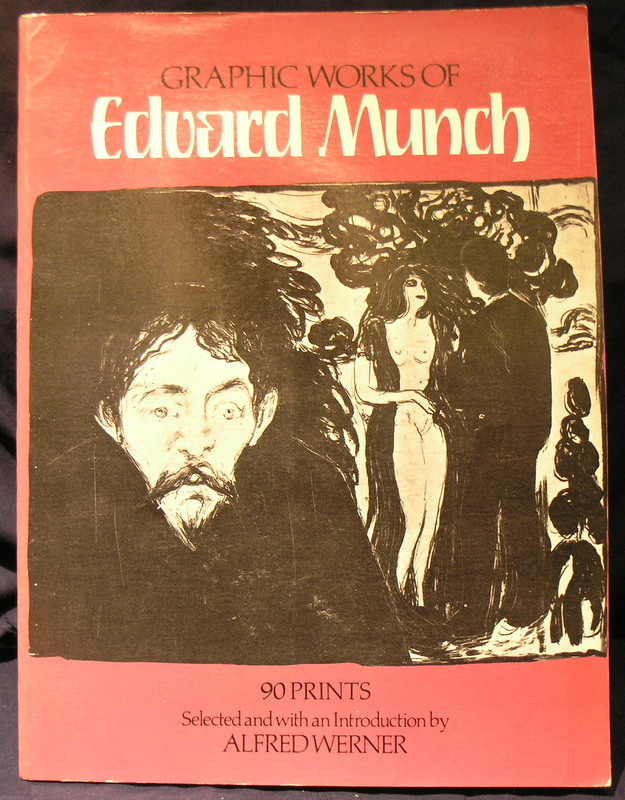 Image for Graphic Works of Edvard Munch