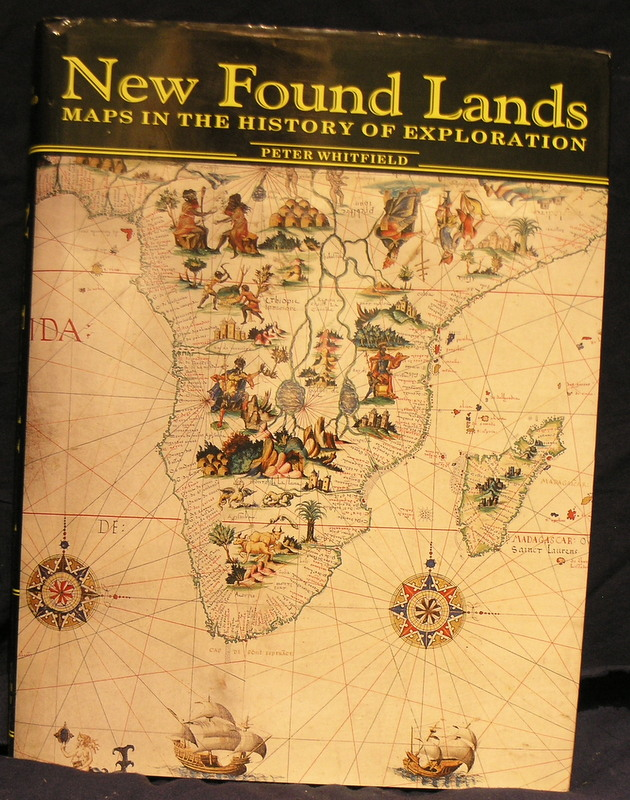 Image for New Found Lands: Maps in the History of Exploration