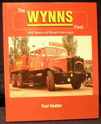 Image for The Wynns Fleet: 120 Years of Road Haulage