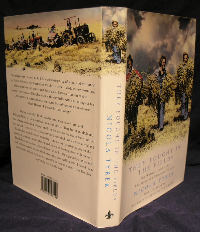 Image for They Fought in the Fields: Women's Land Army - The Story of a Forgotten Victory
