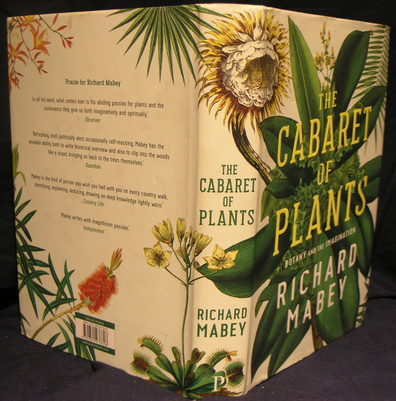 Image for The Cabaret of Plants: Botany and the Imagination
