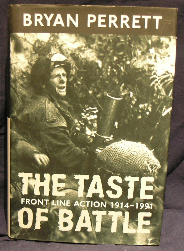 Image for The Taste of Battle: Front Line Action 1914-1991