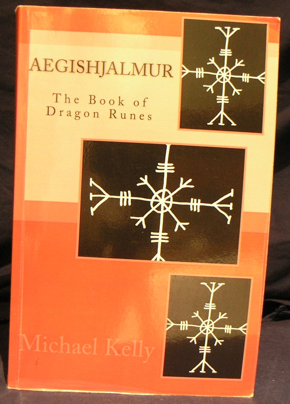 Image for Aegishjalmur: The Book of Dragon Runes