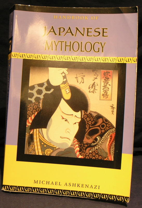 Image for Handbook of Japanese Mythology