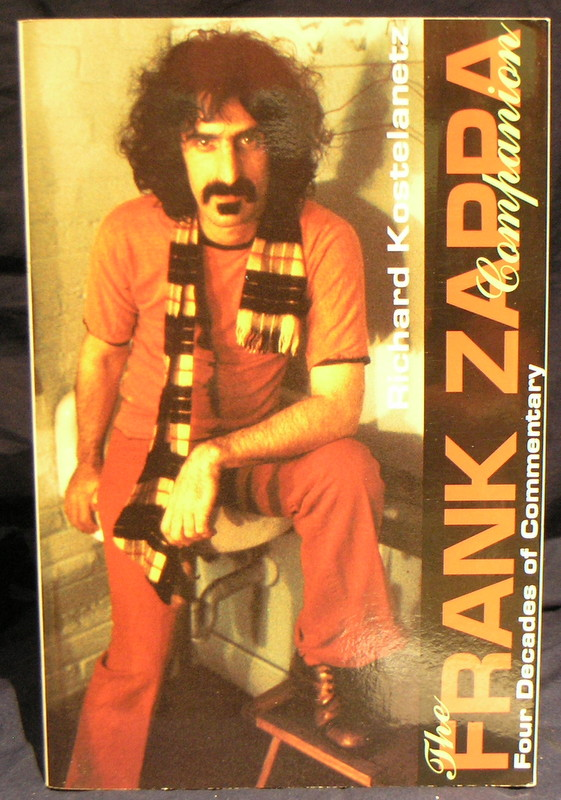 Image for The Frank Zappa Companion