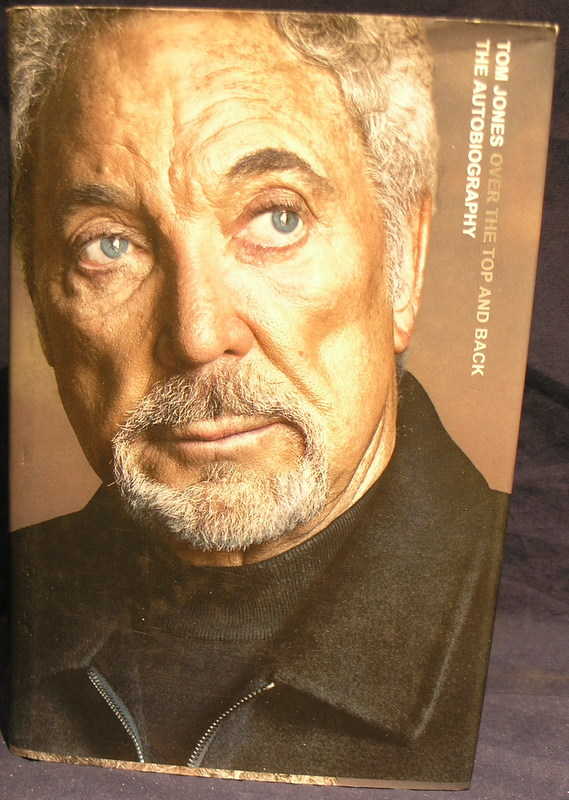 Image for Tom Jones , Over the Top and Back, The Autobiography