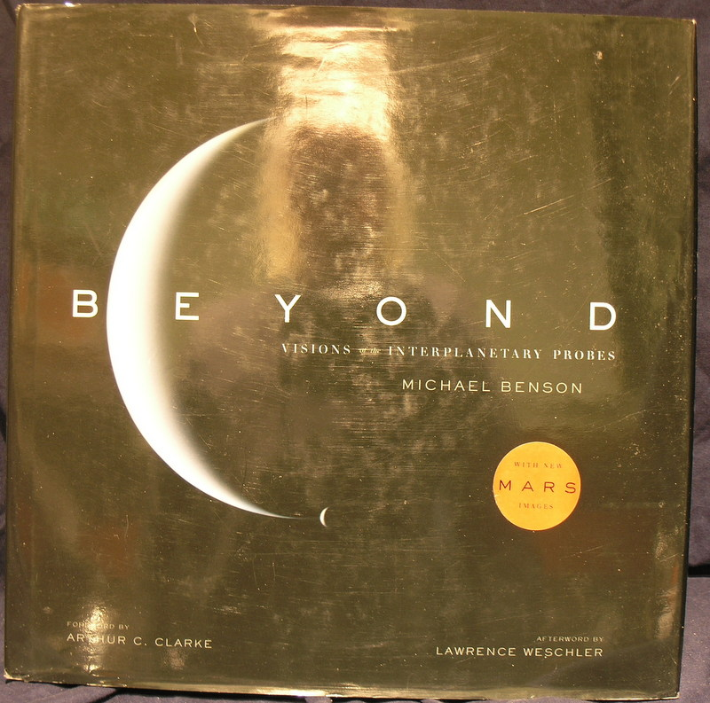Image for Beyond: Visions Of The Interplanetary Probes