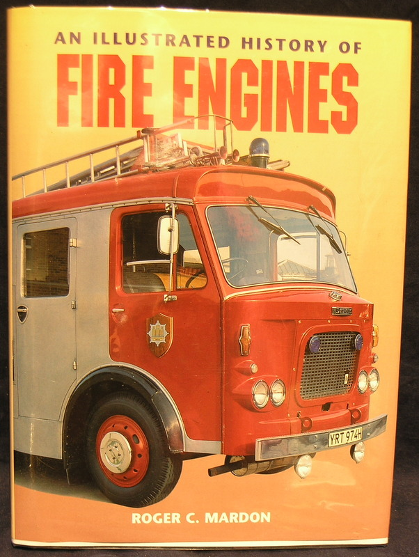 An Illustrated History of Fire Engines