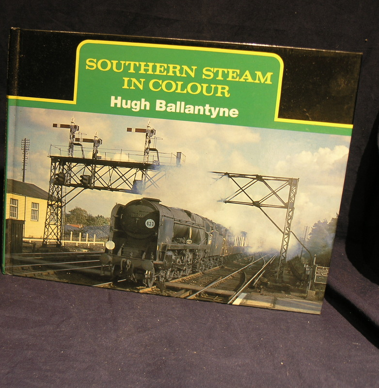 Image for Southern Steam in Colour