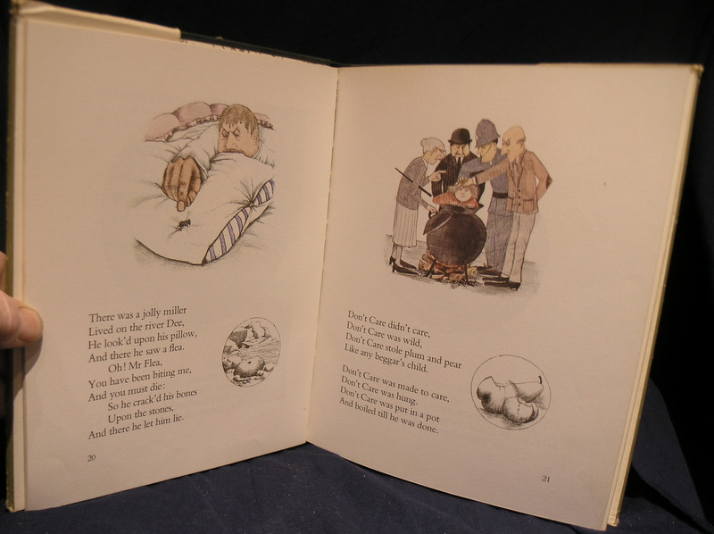Image for Cakes and Custard: Children's rhymes chosen by