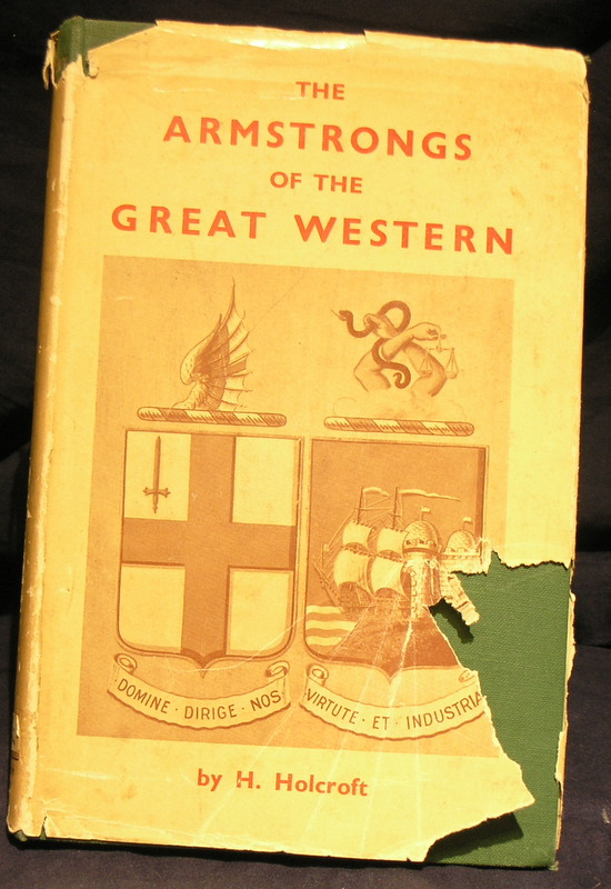 Image for The Armstrongs of the Great Western