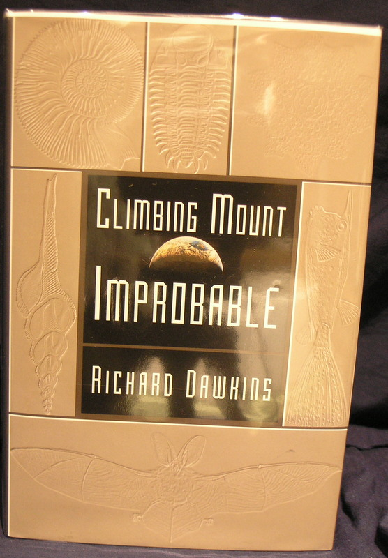 Image for Climbing Mount Improbable