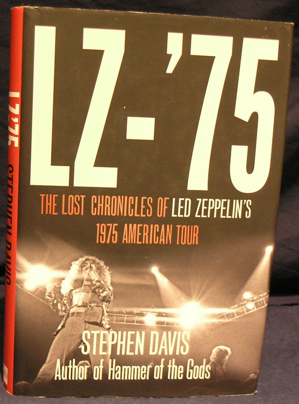 Image for LZ-75: The Lost Chronicles of Led Zeppelin's 1975 American Tour