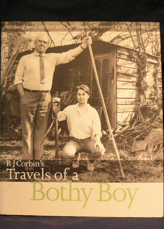 Image for R.J. Corbins: Travels of a Bothy Boy