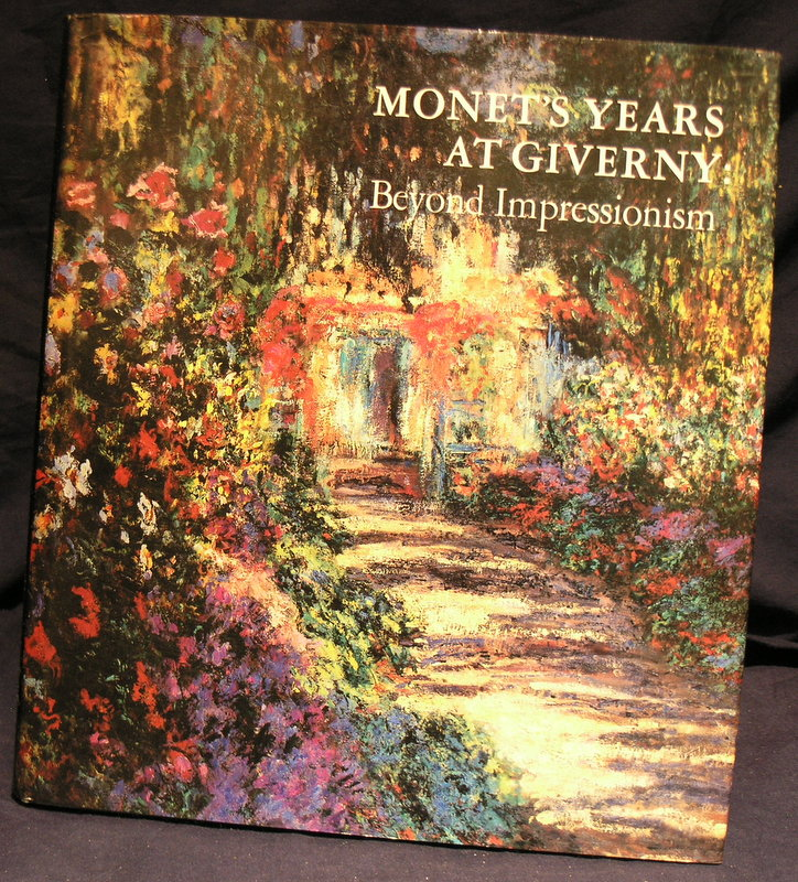 Image for Monet's Years at Giverny : Beyond Impressionism.