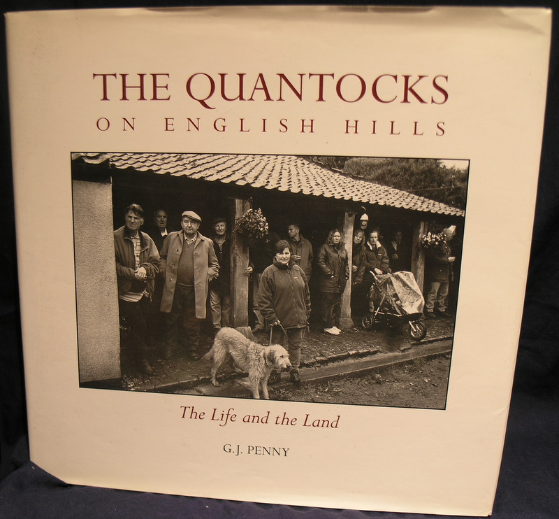 Image for The Quantocks - on English Hills: The Life and the Land
