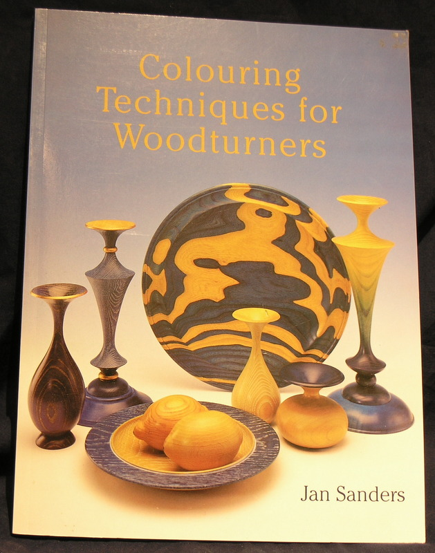 Colouring Techniques for Woodturners (Master Craftsmen)