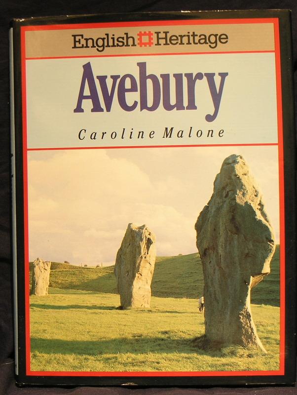English Heritage Book of Avebury