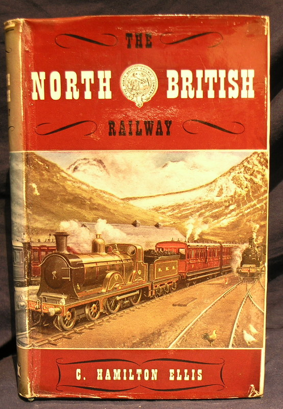 Image for The North British Railway